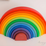 A-Mermaid-Inspired-Big-Girl-Room-by-Honey-and-Fitz-Grimms-Rainbow-Stacking-Toy