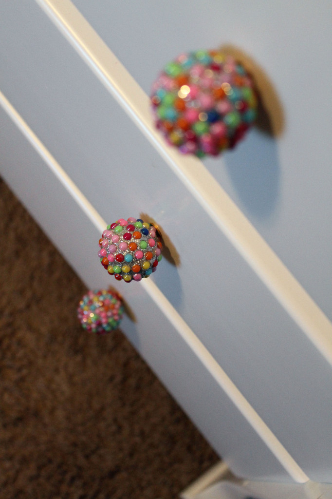 Candy Colored Drawer Pulls