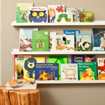 Create a Library Wall
