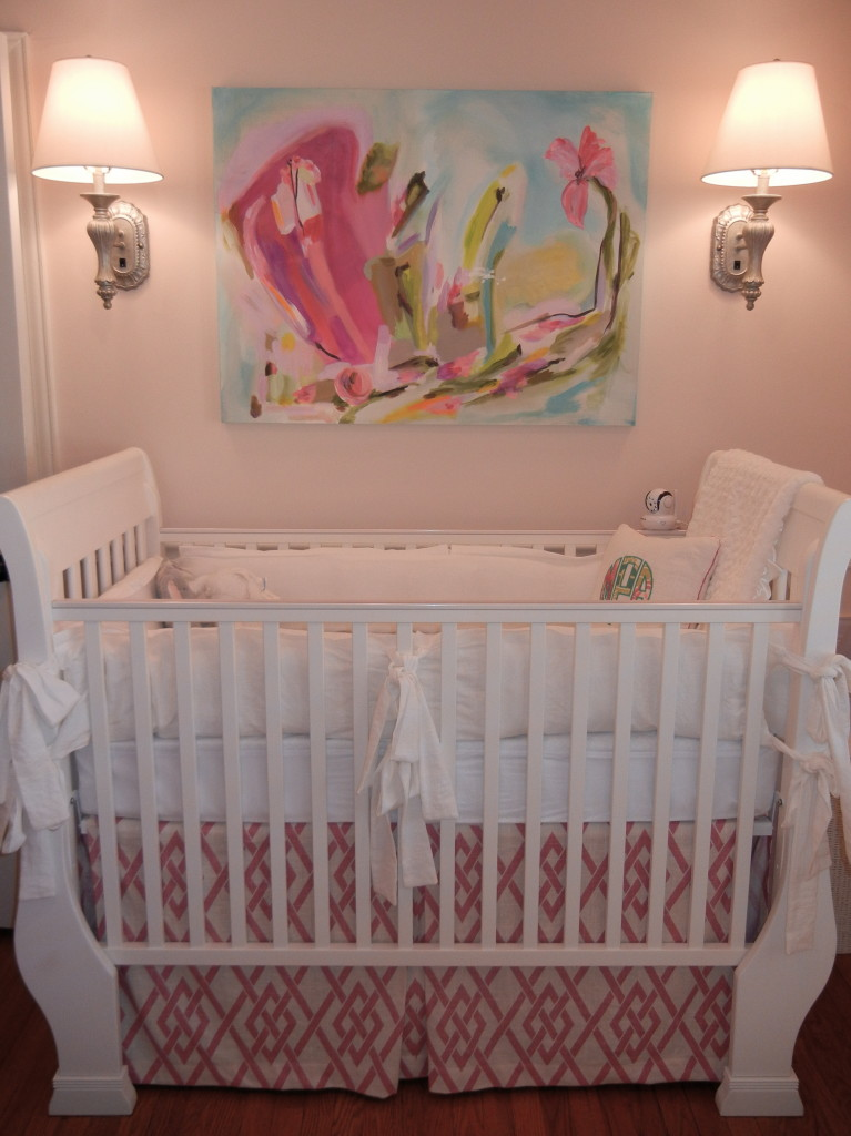 Mary alice 39 s sophisticated nursery project nursery for Benjamin moore pristine