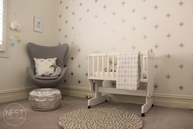 Star Themed Nursery