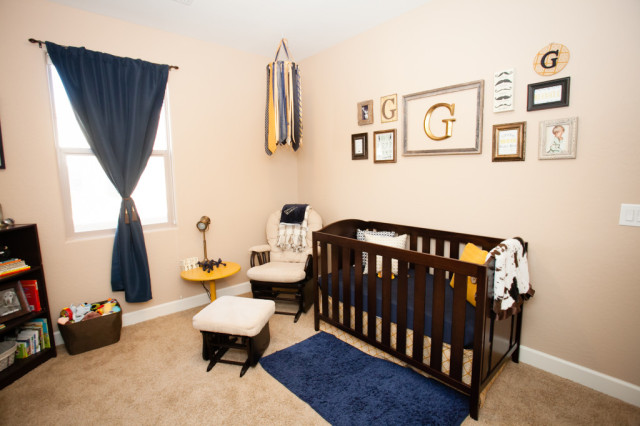 Gentleman's Nursery - Project Nursery