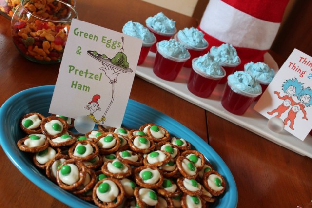 Dr. Seuss Playdate Party - Project Nursery