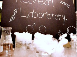 Science-Themed Gender Reveal Party - Project Nursery