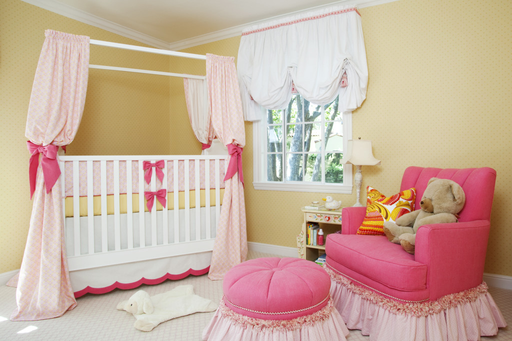 Princess Inspired Nursery