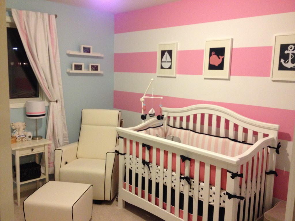 Pipers Nautical Nursery Project Nursery