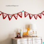 Little Loves Pennant Banner