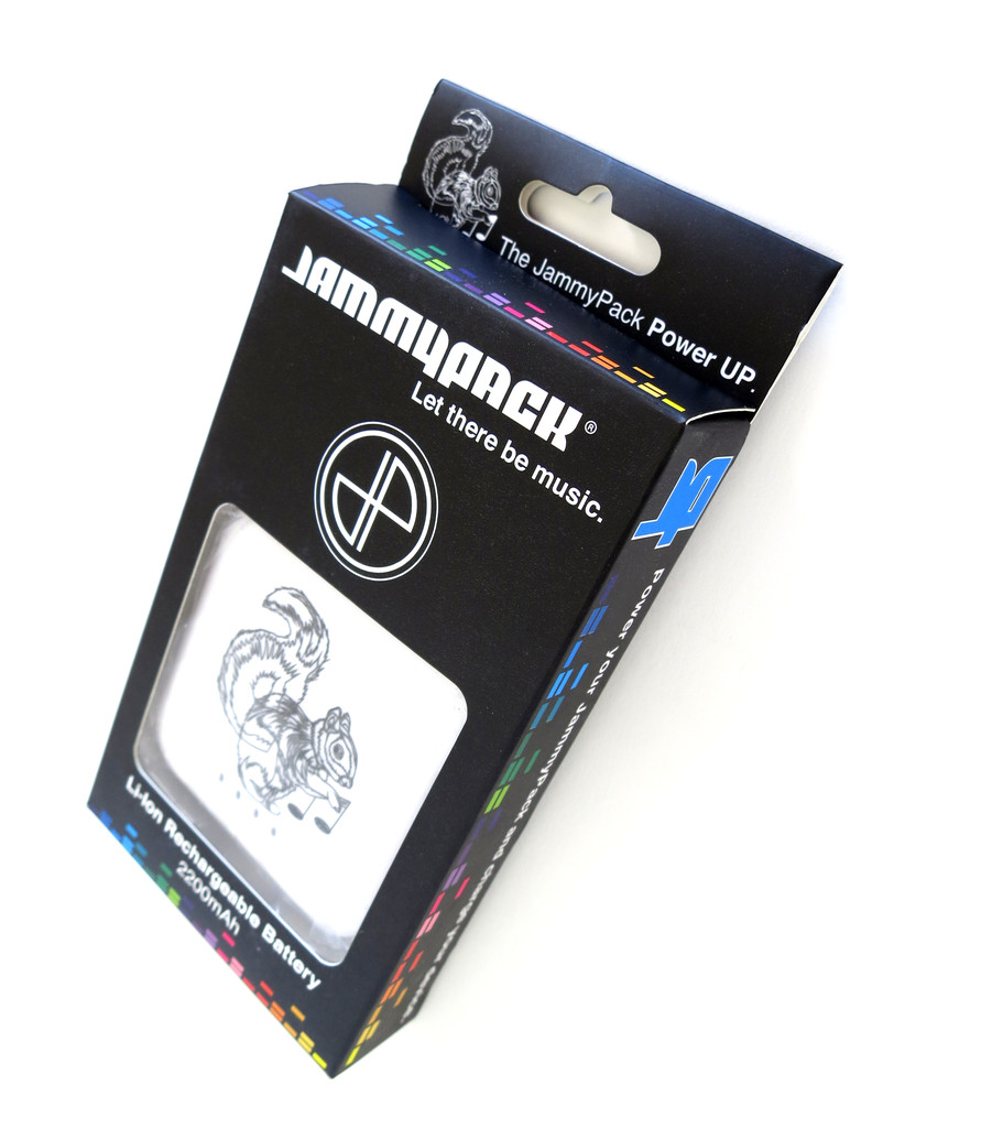 Jammypack Rechargeable Battery