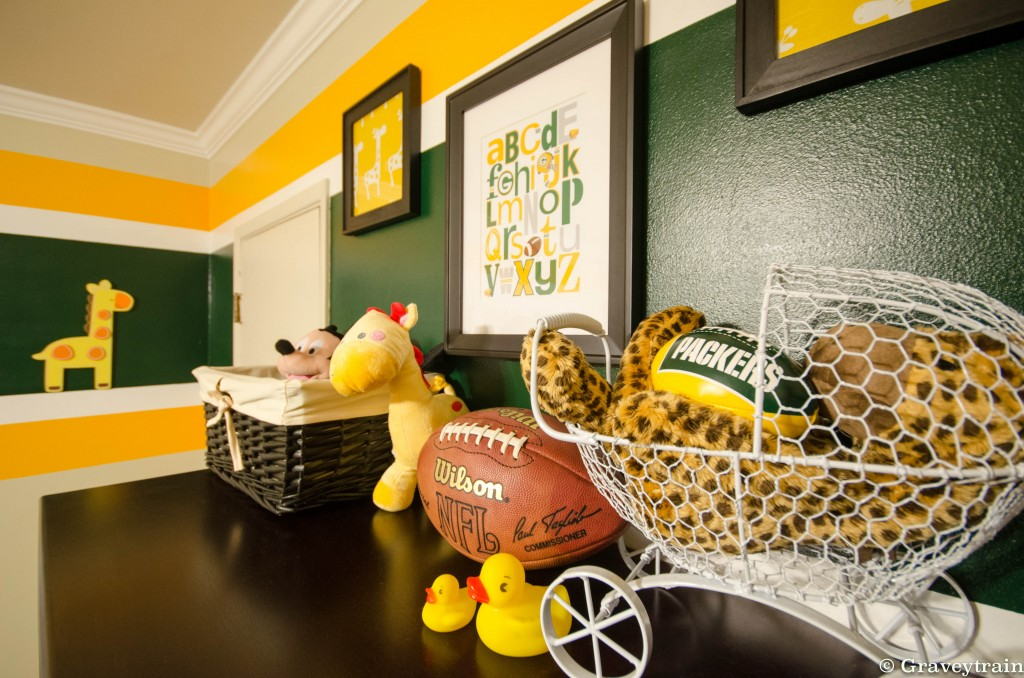 Jacob S Green Bay Packers Nursery Project Nursery