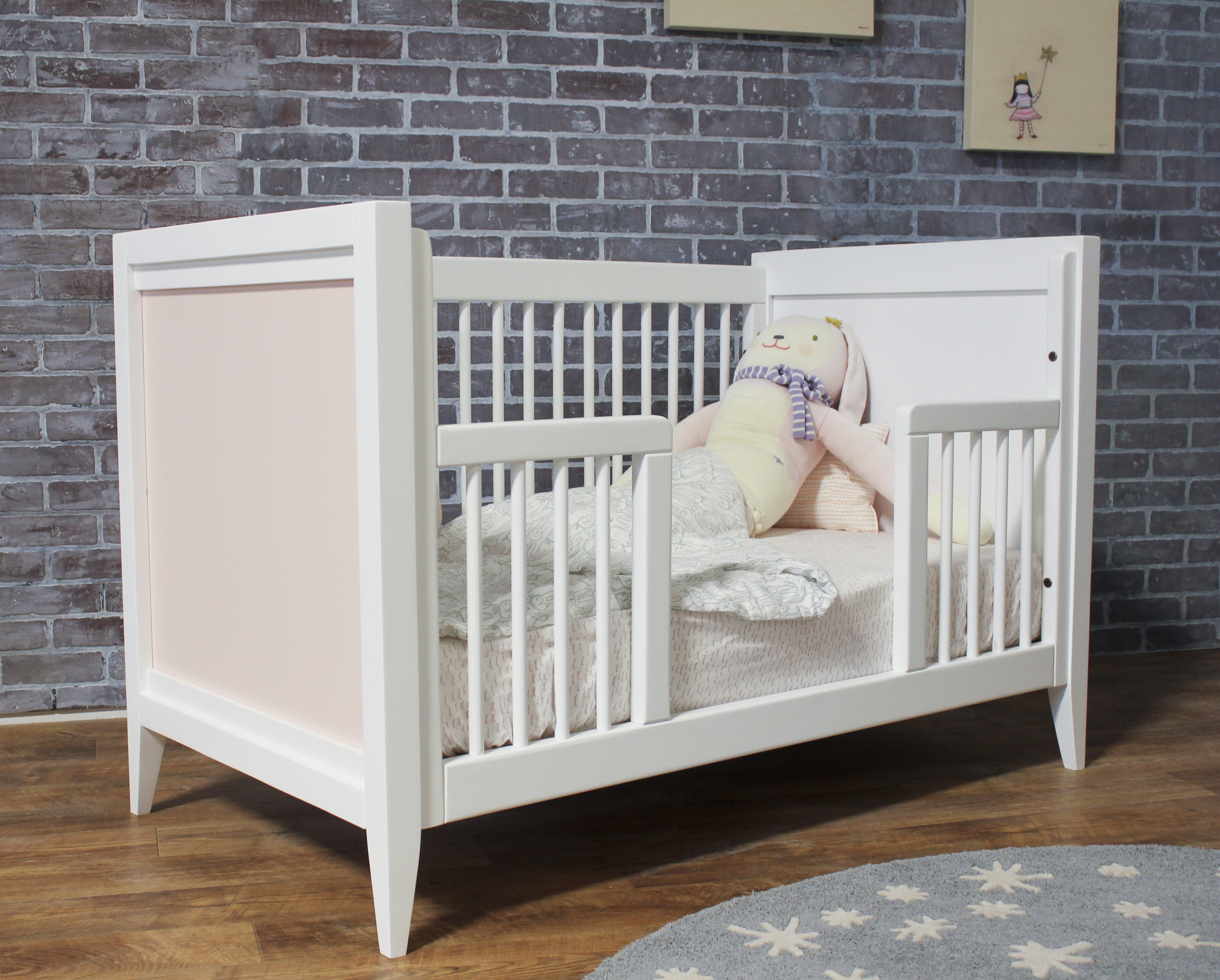 Newport Cottages Casey Toddler Bed