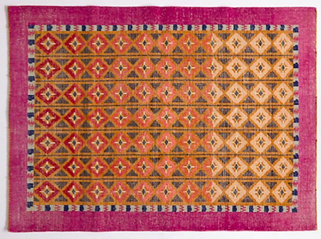 Bright Globally Inspired Rug from Anthropologie