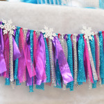 Disney Frozen Fabric Banner