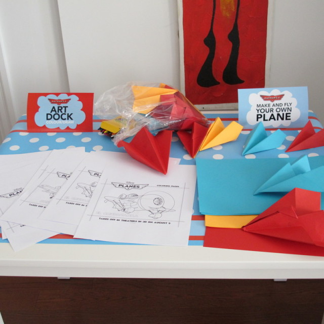 Disney Planes-Themed Birthday Party - Project Nursery