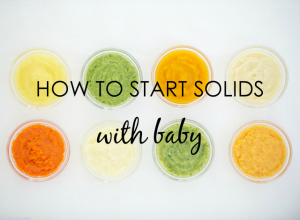 How to Start Solids