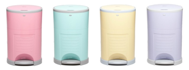 Dekor Limited Edition Diaper Pails