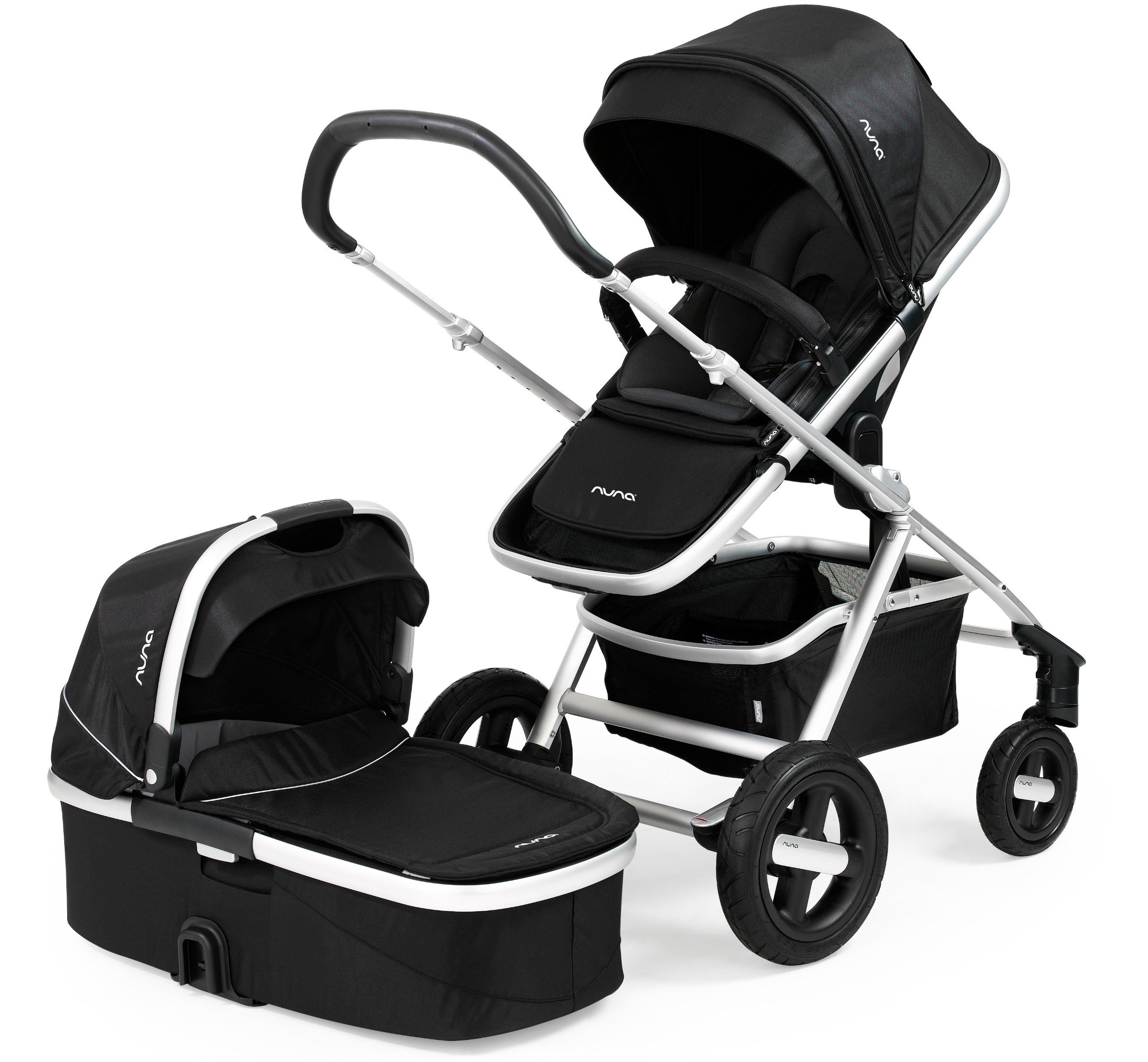 Nuna IVVI Stroller and Carry Cot