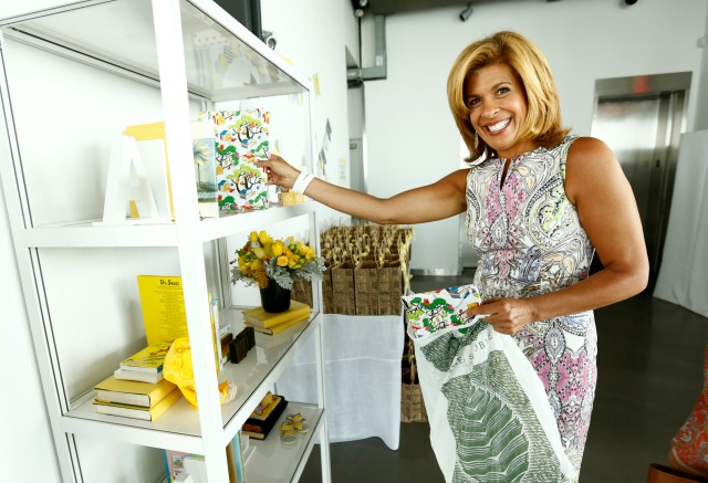Hoda Kotb at Savannah Guthrie's Baby Shower