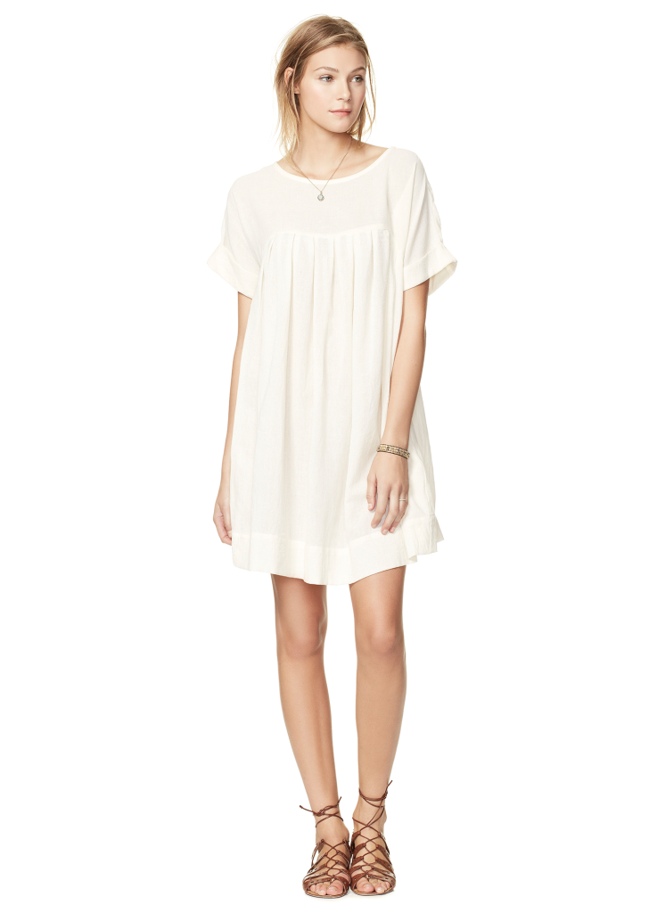 Off-White Dress from Hatch Collection