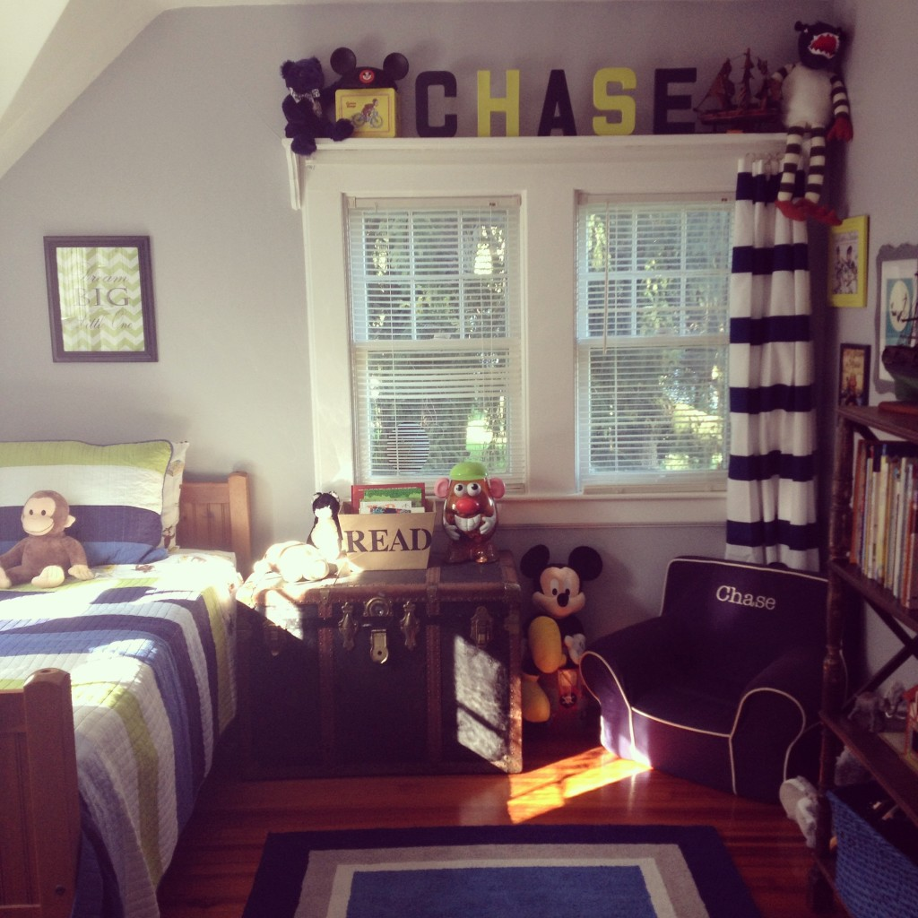 Chase's Toddler Room-1