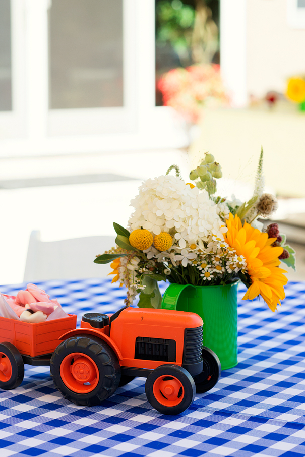 Barnyard Flower Arrangements