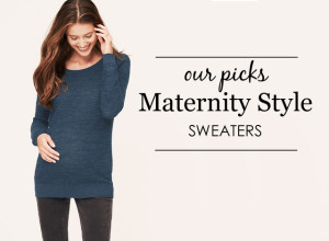 Maternity Sweaters