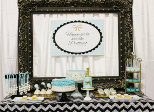 Breakfast at Tiffany's Party - Project Nursery