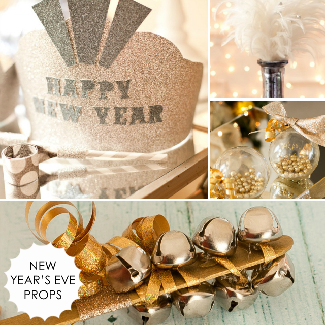 New Year's Eve with Kids Props - Project Nursery