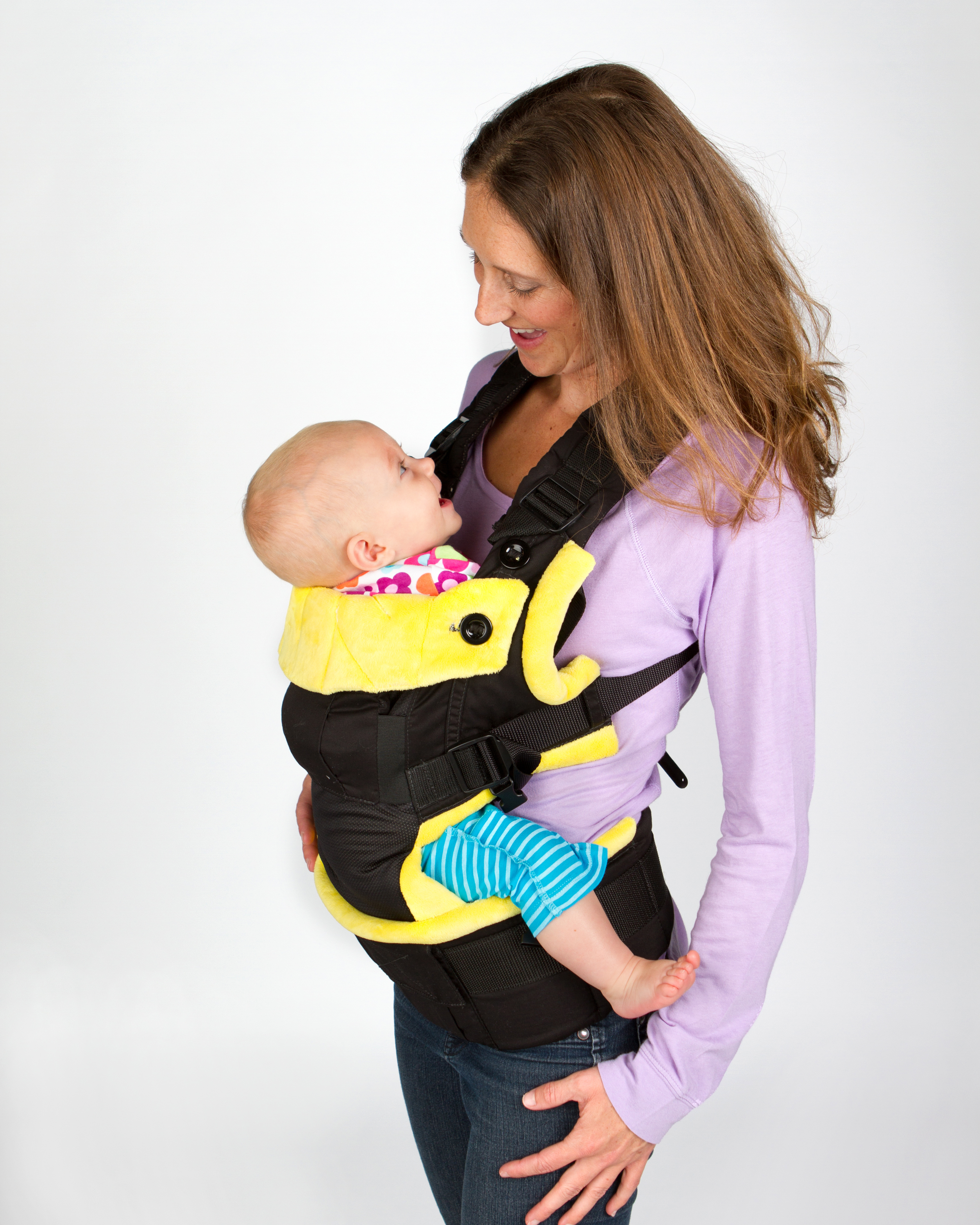 Blooming Baby Carrier