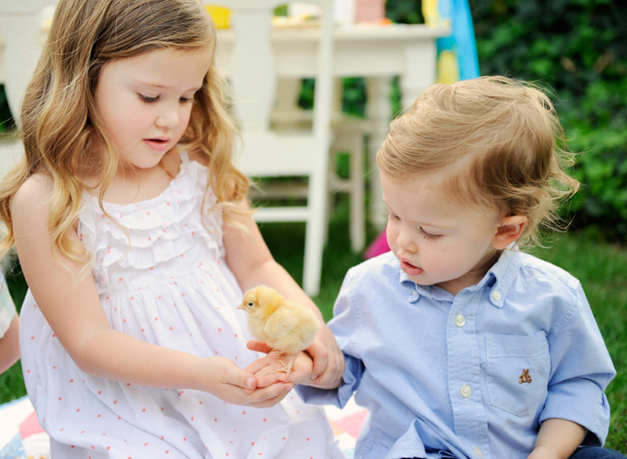 Kids' Easter Party Activity