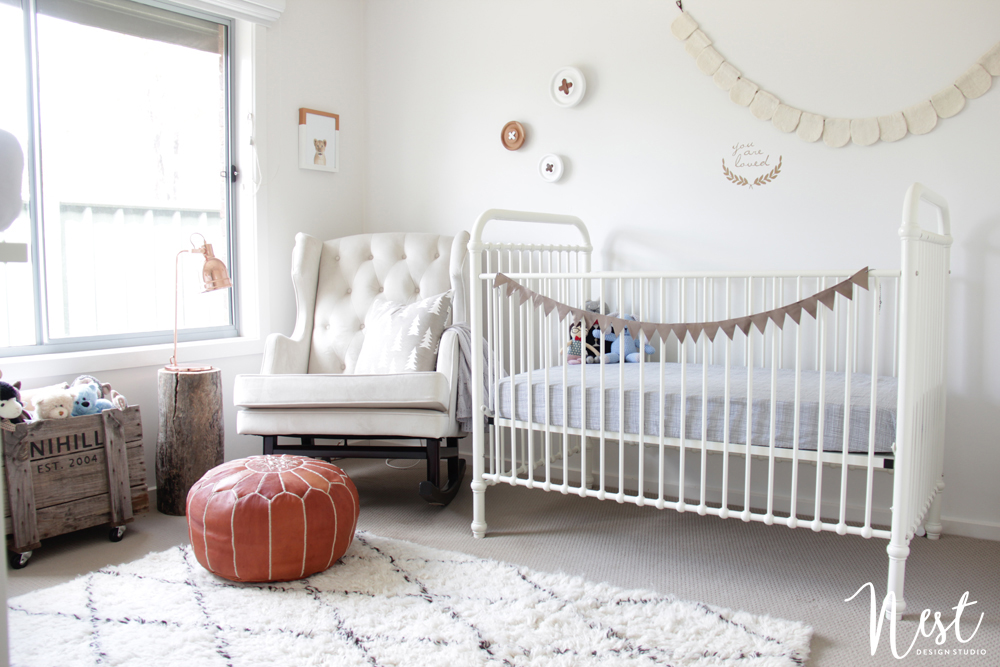 Eclectic and Neutral Nursery - Project Nursery