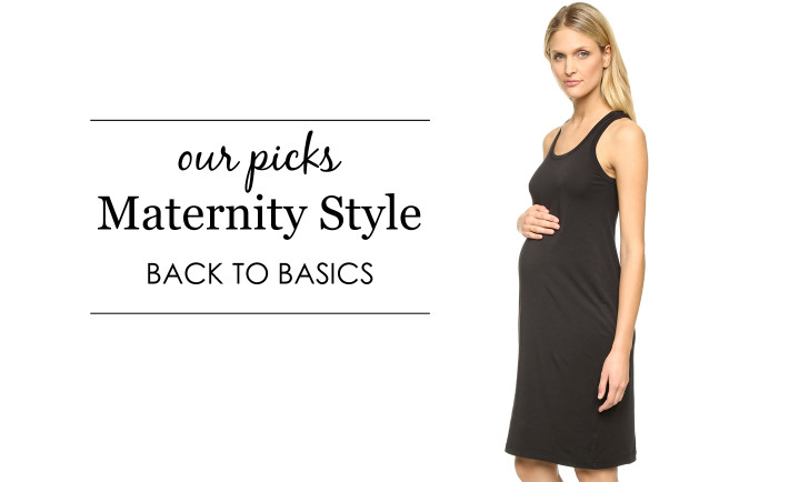 Maternity Basics - Project Nursery