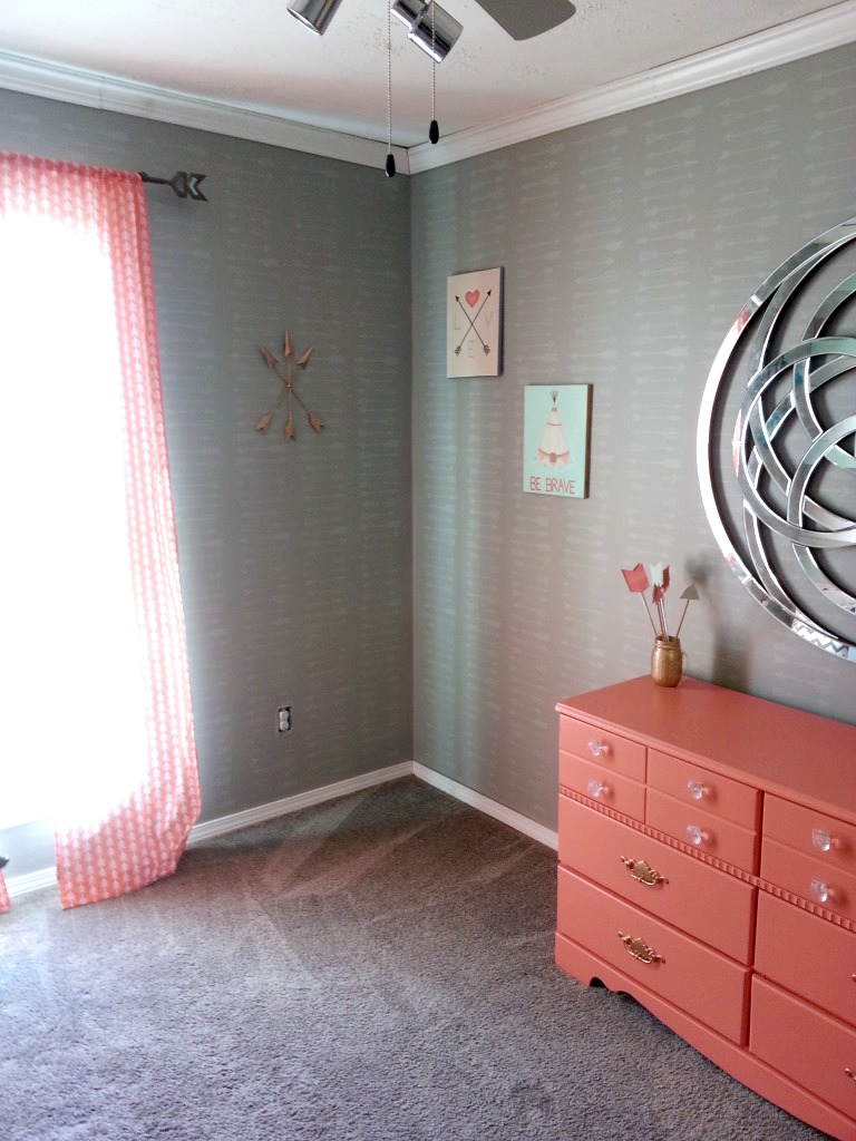 Tribal Inspired Nursery Decor Project Nursery