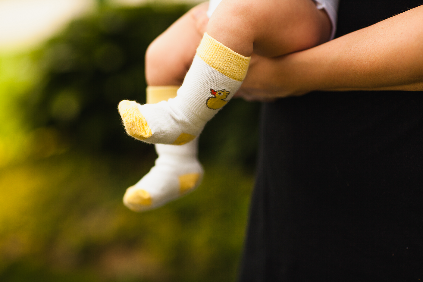 Cheski Socks - Ducks