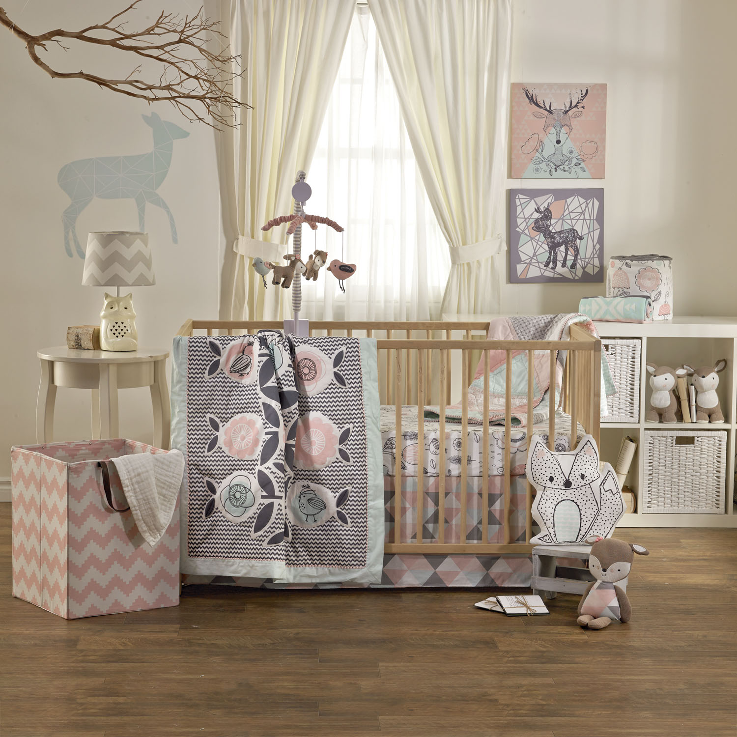 Sparrow Nursery Collection from Lolli Living
