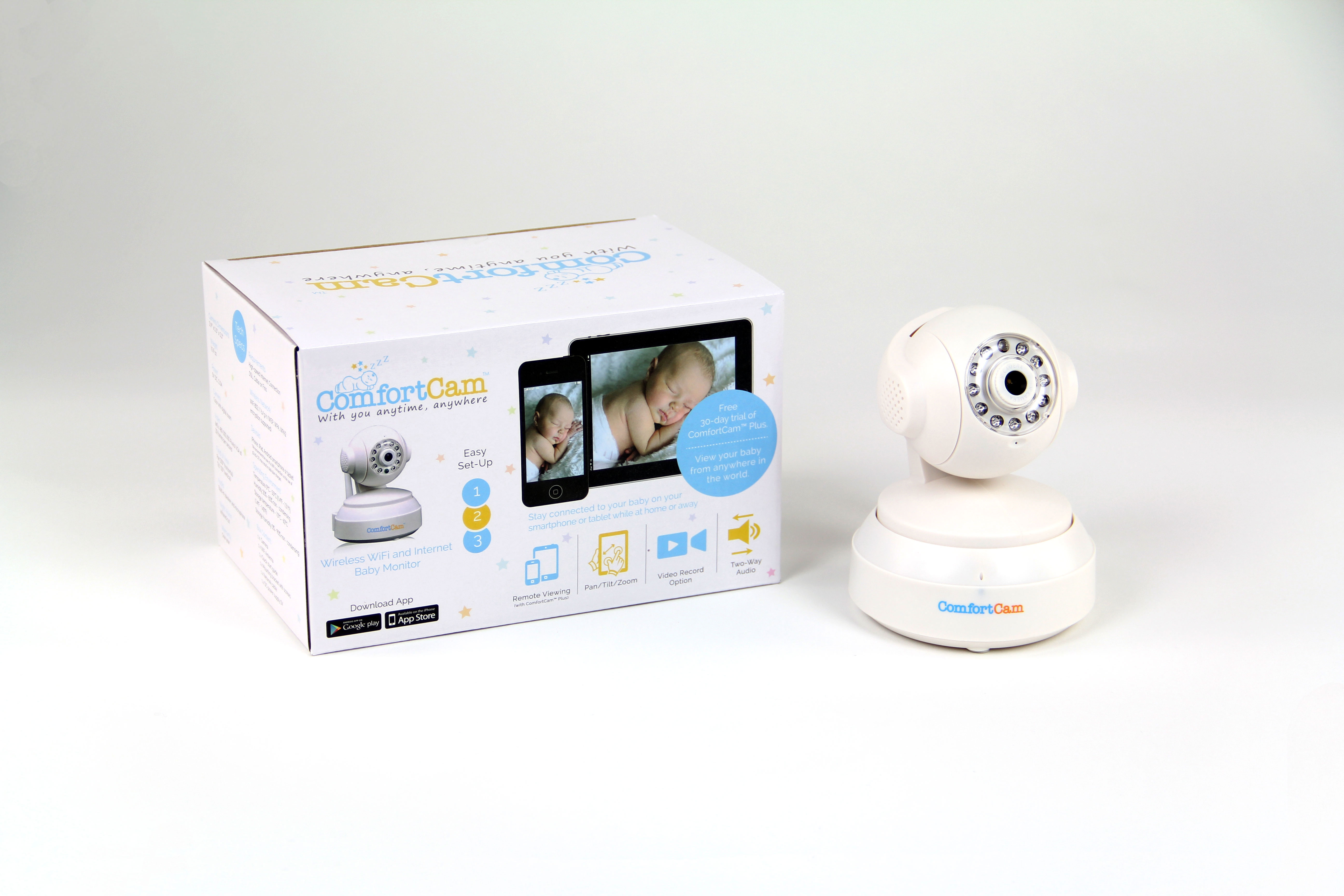 ComfortCam Baby Monitor