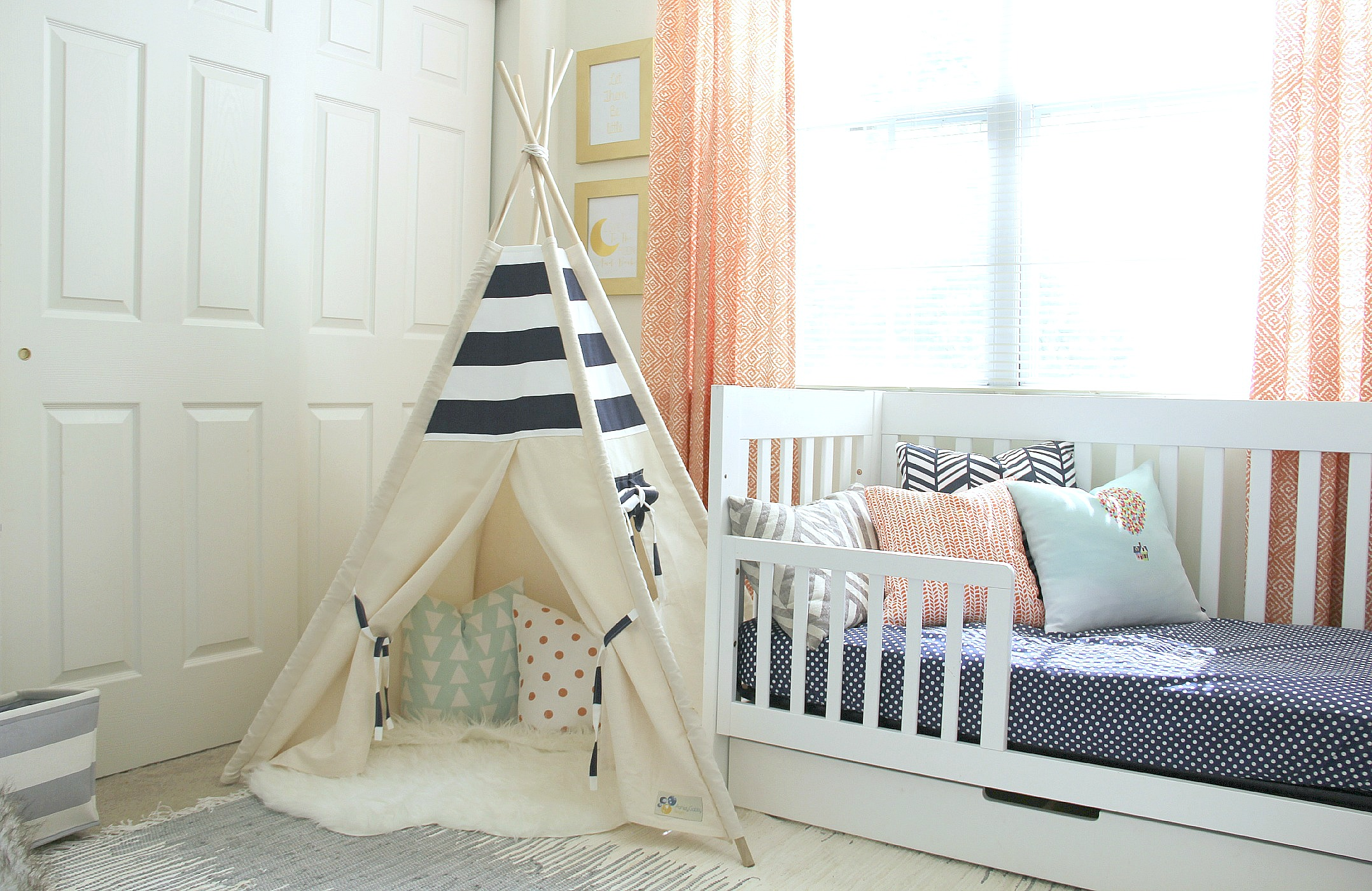 Nursery Bedroom Adventure Themed Shared Boys Room Project Nursery