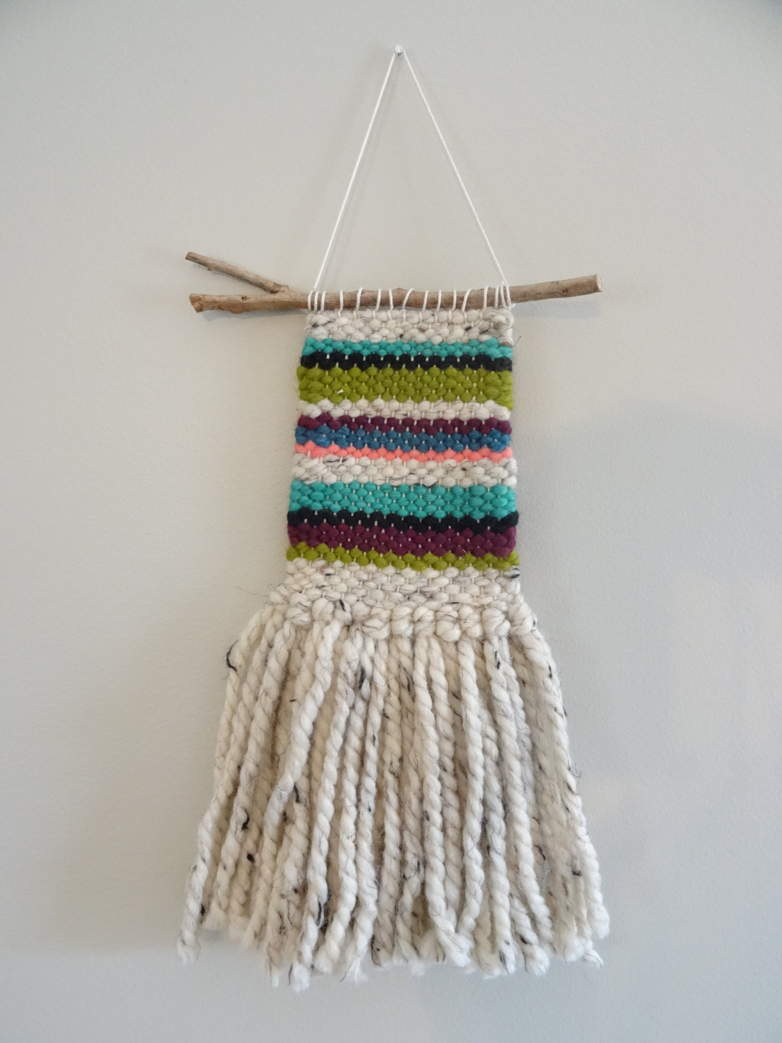 Wall Weaving from Etsy
