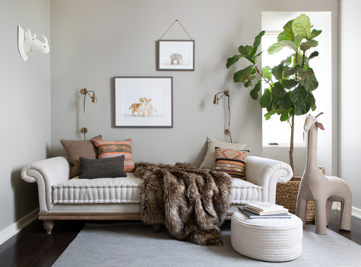 Camille Styles' Safari Nursery - Project Nursery