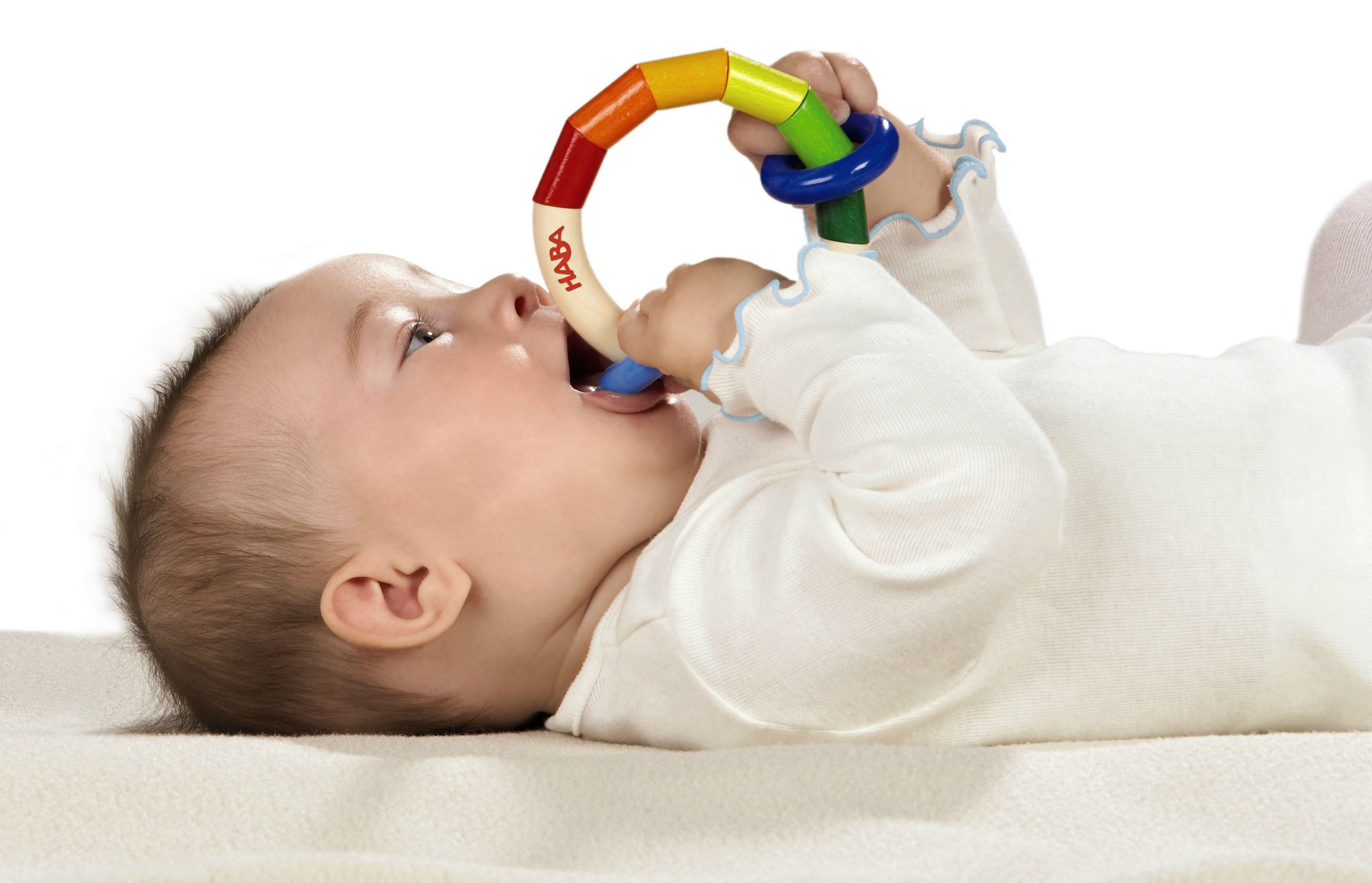 Wooden Teether from HABA