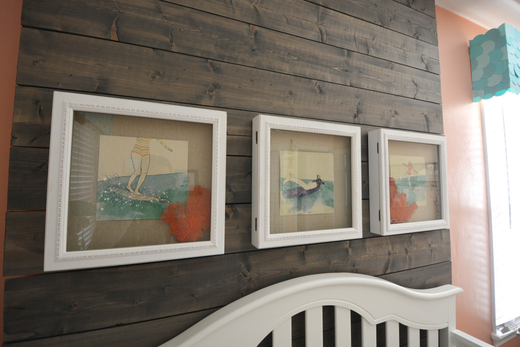 Surfer Girl Nursery Style by Design