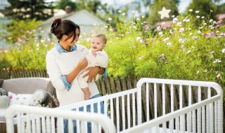 Organic Crib Mattress from Naturepedic