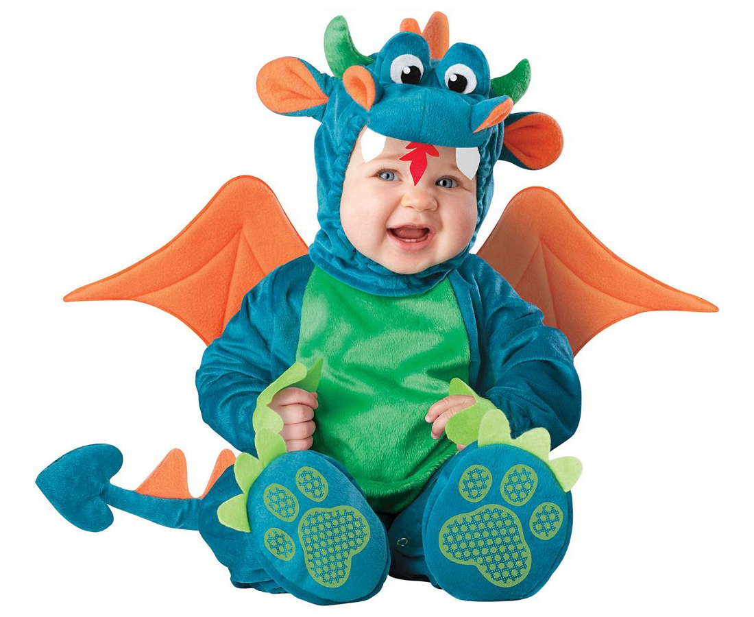 Baby Dragon Costume from Kohls