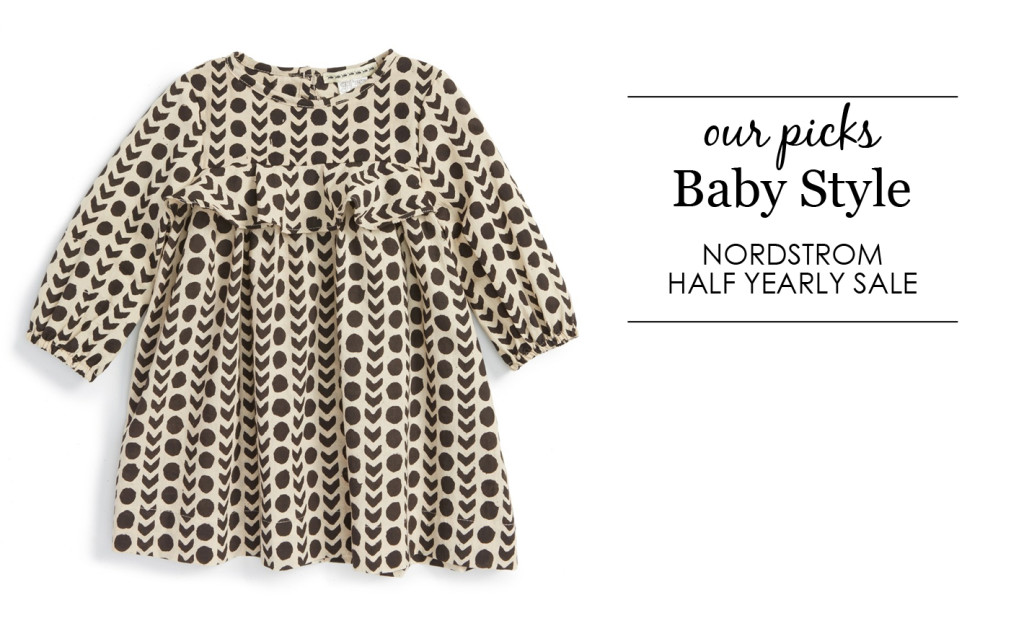 Baby Style from the Nordstrom Half Yearly Sale