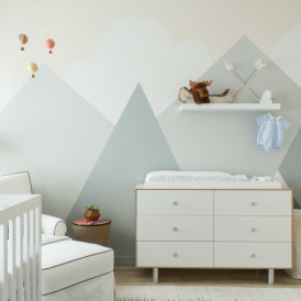 Outdoor Inspired Nursery