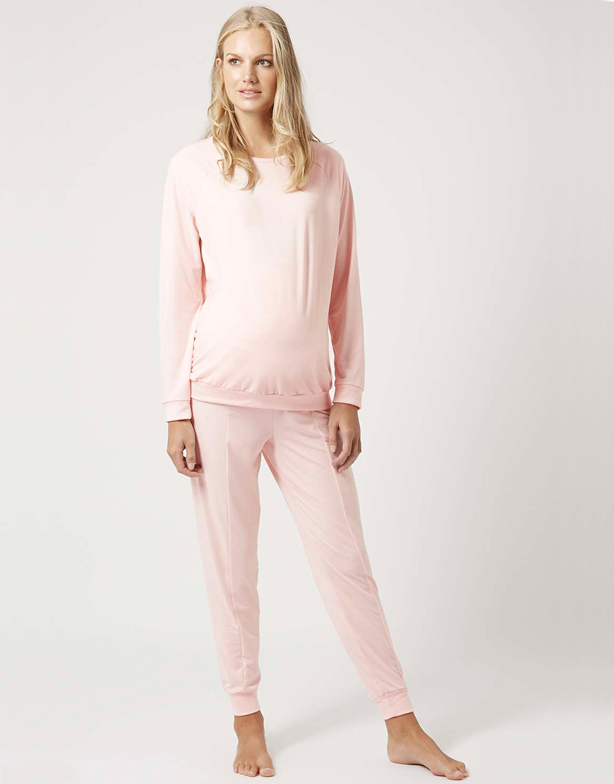 Maternity Lounge Sweatshirt and Joggers from Topshop