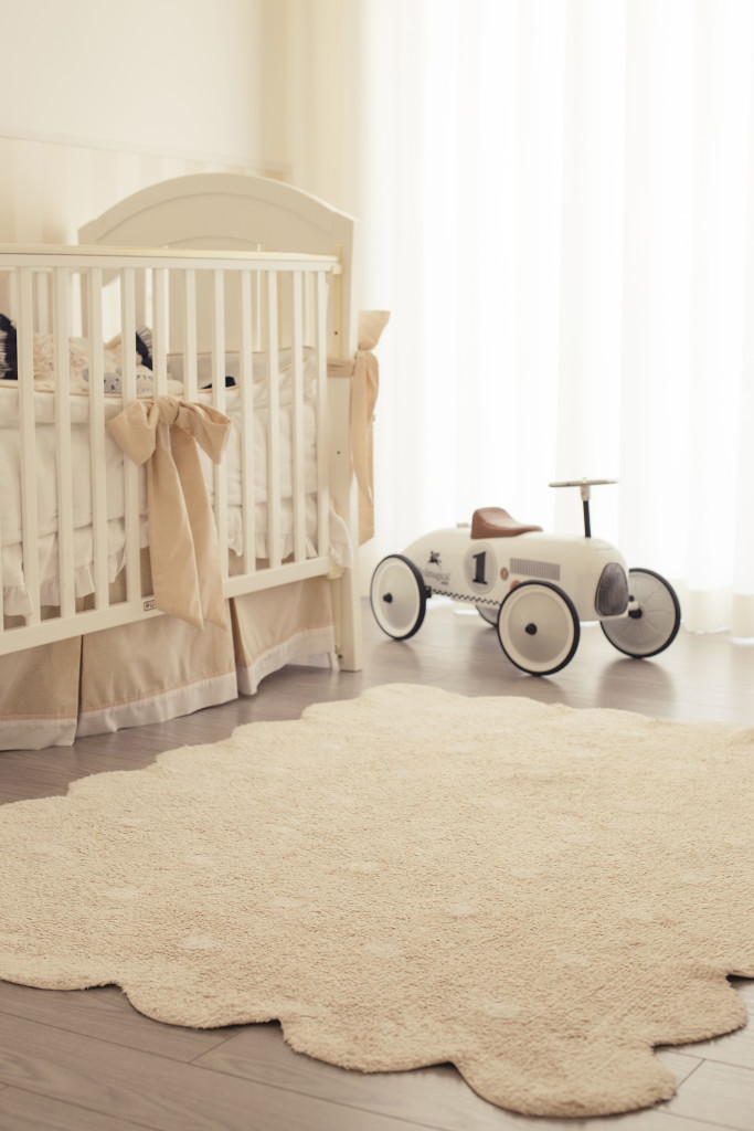 Retro Chic Nursery