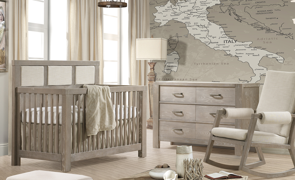 Bringing Italian Design Into The Nursery Project Nursery