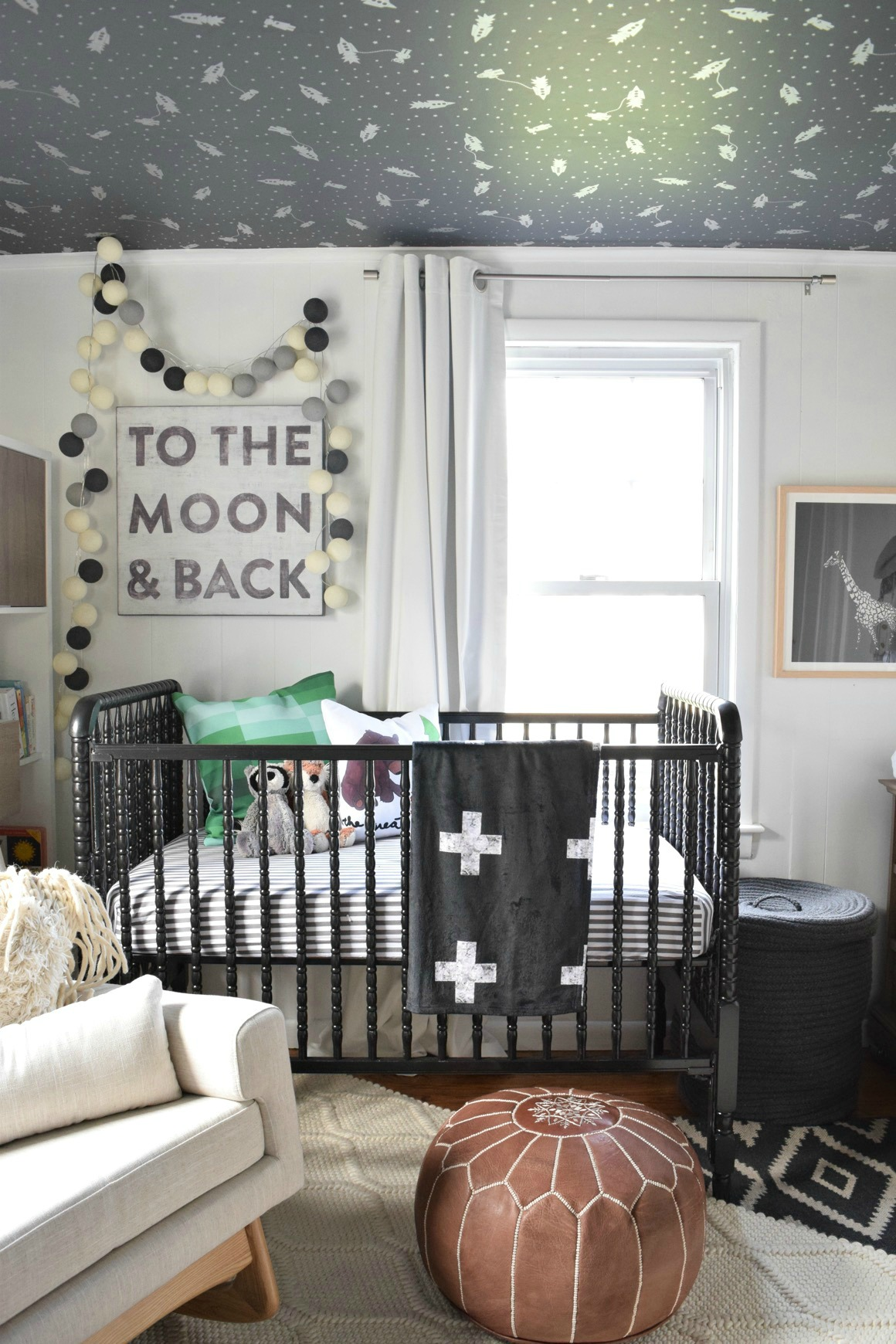 Baby Boy Room Design Pictures: In The Nursery With Brooke Christen