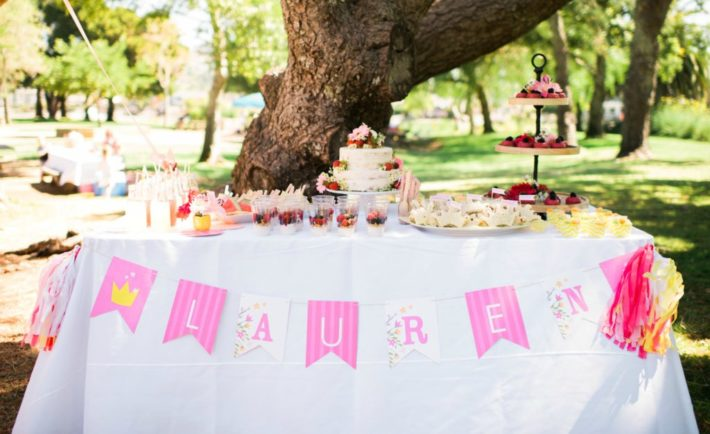 Princess Birthday Party - Project Nursery