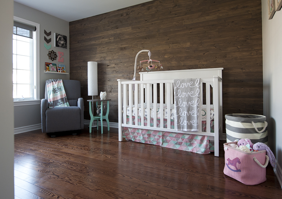 DIY Nursery on a Budget